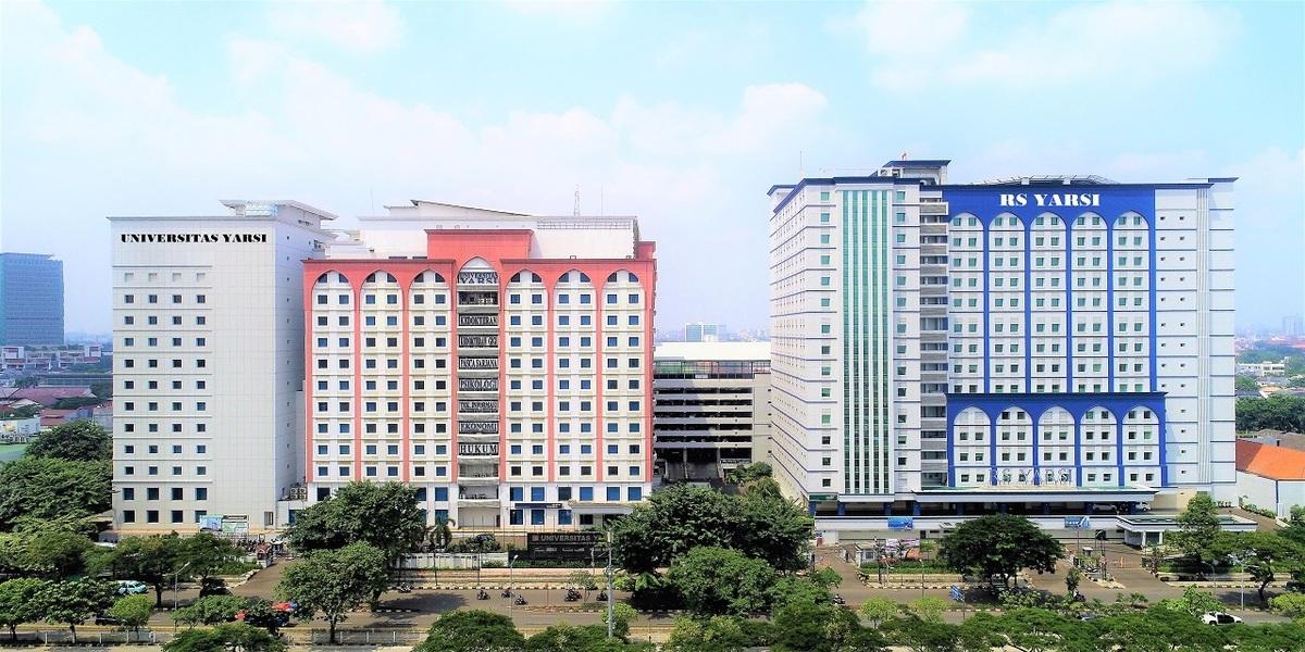 Kampus di Jakarta Pusat