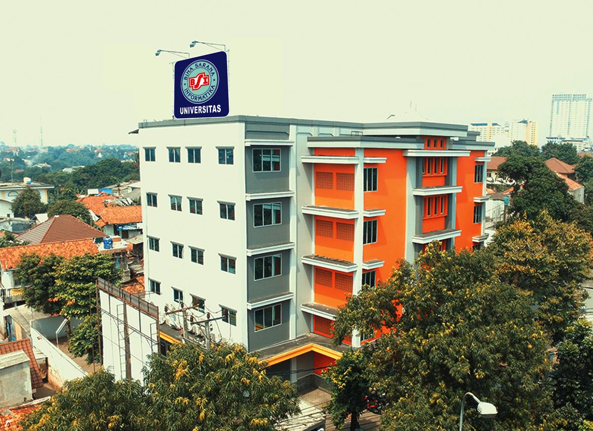 Kampus Swasta Kota Depok